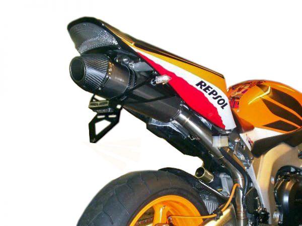 Titulaire de la plaque d'immatriculation de la Honda CBR1000RR (2004-2007)