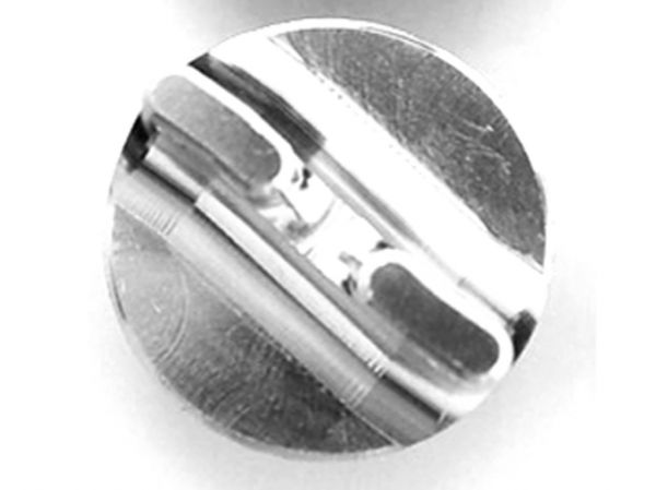 Oil filler plug GP M20x1.5 for various Suzuki silver
