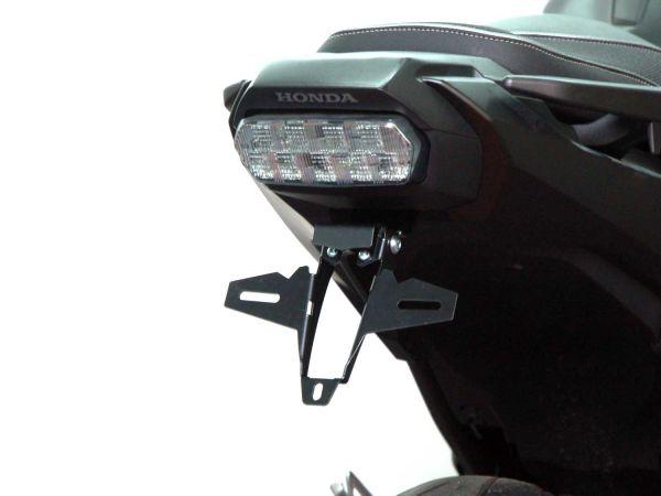 Soporte de matrícula IQ1 para Honda NC750 S|X (2016-2020)