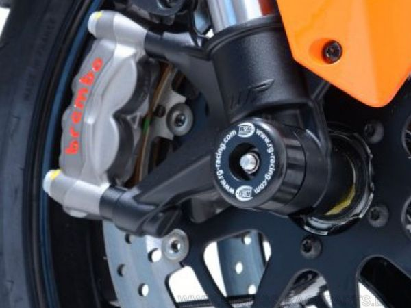 Fork protectors for KTM Super Duke 1290 R (2014-2021) Super Duke GT (2016-2021)