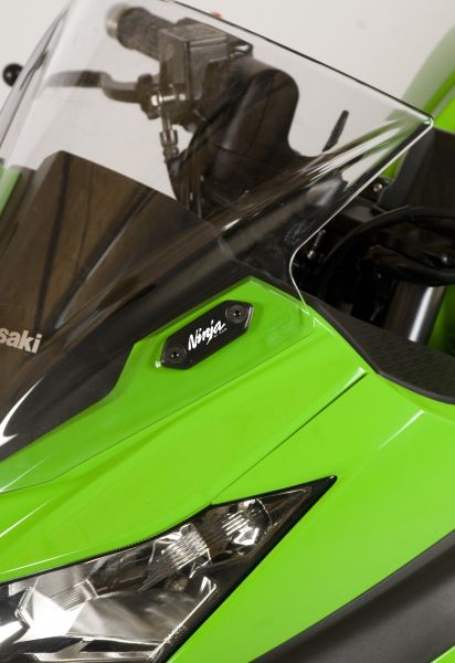 Mirror covers for Kawasaki Ninja 125 (2019-2021)