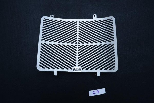 Stainless steel radiator grille for Triumph Speed Triple 1050 (2011-2015)
