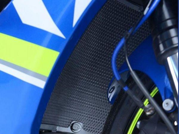 Kühlergitter Wasserkühler schwarz für Suzuki GSX-R 1000 (2017-2020)