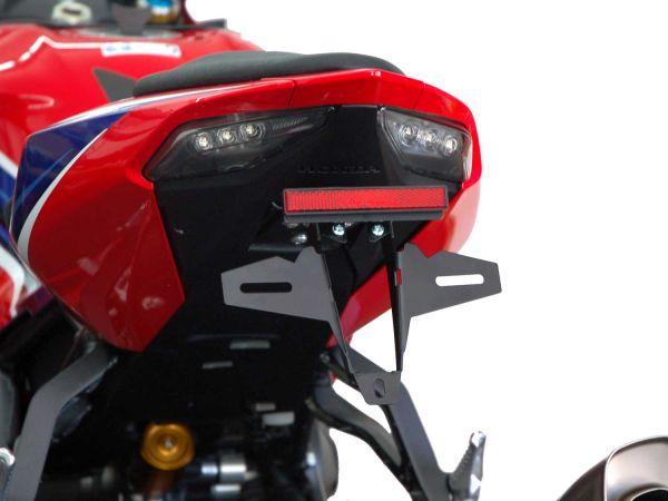 Porta matrícula IQ4 para Honda CBR1000RR-R   SP (2020-2021)