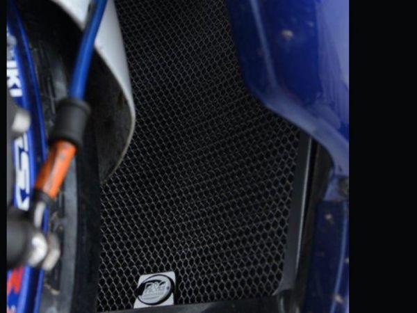 Kühlergitter Wasserkühler schwarz für Suzuki GSX-R 1000 (2003-2004)