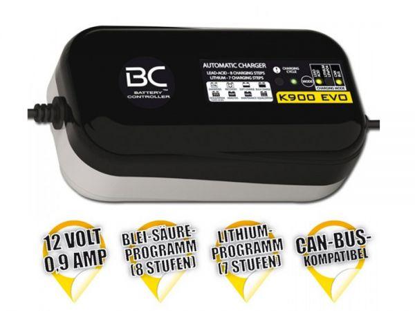 Batterieladegerät BC K900 EVO 12V CAN-Bus