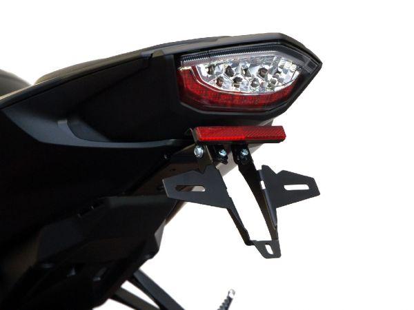Porta matrícula IQ4 para Honda CBR1000RR SP SP2 (2017-2020)