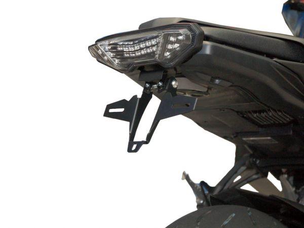 Porta matrícula IQ1 para la Yamaha MT-10 (2016-2020)