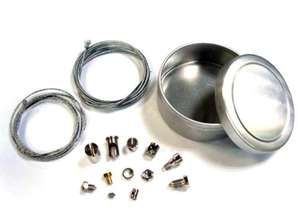 Ansaugkr/ümmer Power Boost Bottle Fit f/ür 2-Takt 30 bis 80 ccm Mini Pocket Bike Motorisierte Fahrr/äder
