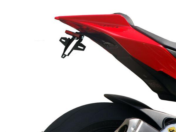 Porta targa IQ4 per Aprilia RS4 125 | RS4 50 (2011-2020)