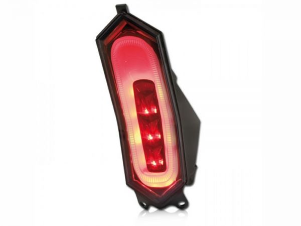Taillight for Yamaha R1 (2015-2021) R6 (2017-2021) tinted