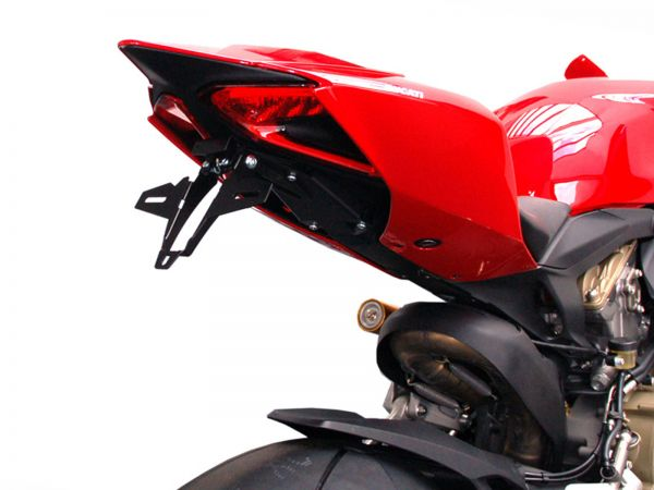 License plate holder IQ1 for Ducati Panigale 1199 (2012-2015)