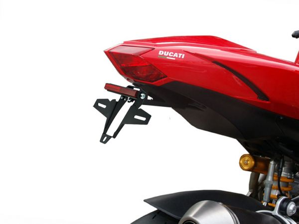 Kennzeichenhalter IQ4 für Ducati Streetfighter S | 848