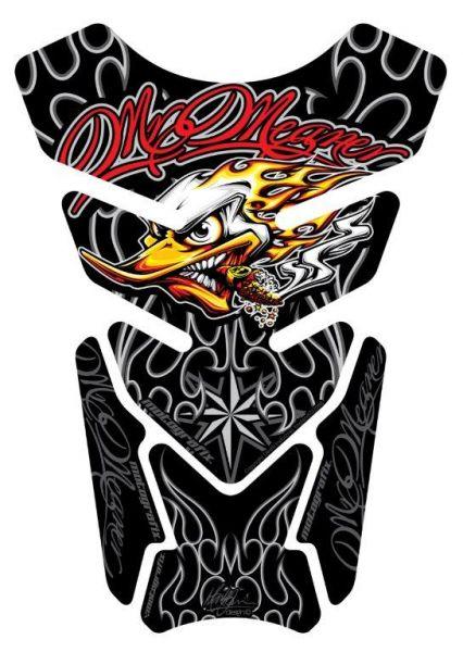 Motografix Tankpad Mr Meaner Angry Peckerhead Black | ST081
