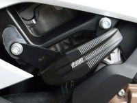 Sturzpadkufe links für BMW S1000RR (2019-2021) schwarz