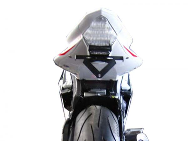 Titulaire de la plaque d'immatriculation de la Yamaha R6 (2006-2016)