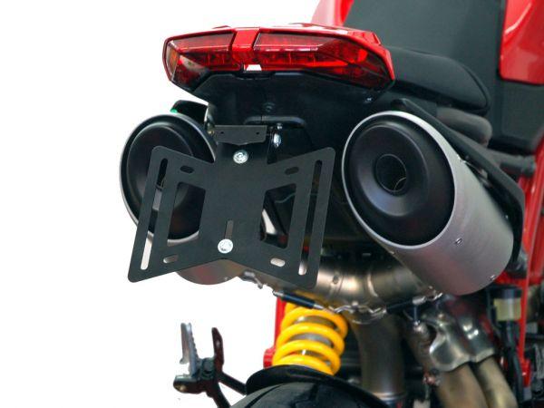 Support de plaque d'immatriculation GP12 pour Ducati Hypermotard 950 | SP | RVE (2019-2021)