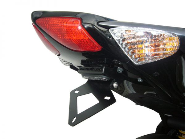 License plate holder for Suzuki GSX-R 750 (2006-2007)