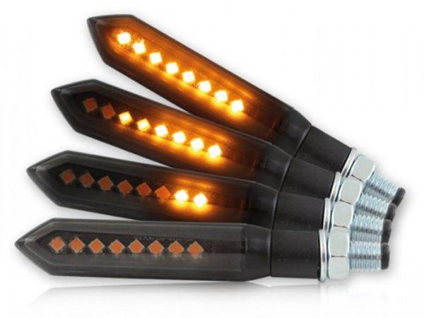 FLOW LED Blinker mit Laufeffekt