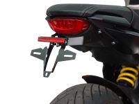 License plate holder IQ6 for Honda CBR650R | CB650R (2019-2020)