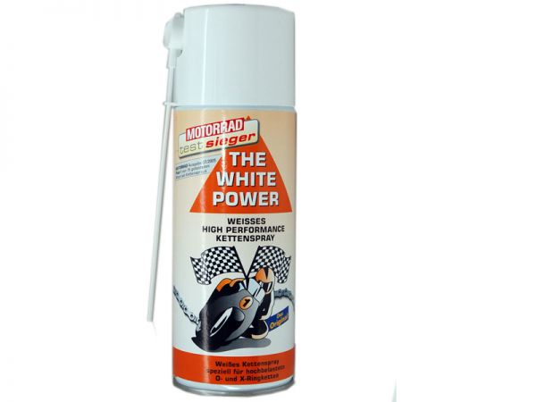Kettenspray The White Power 400 ml