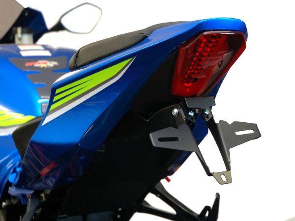 Porta targa IQ1 per Suzuki GSX-R 1000 (2017-202020)