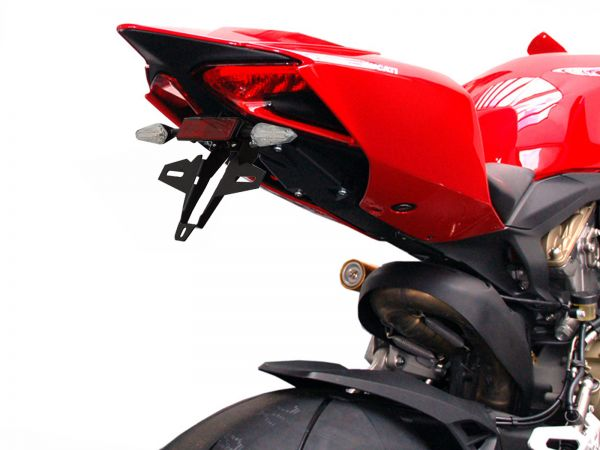 License plate holder IQ2 for Ducati Panigale 959 (2016-2019)