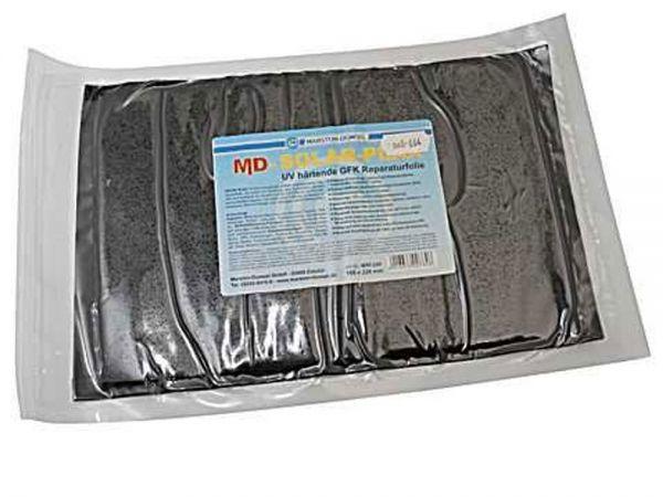 Marston Solar Plax UV härtende GFK Reparaturfolie