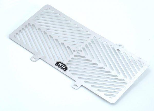Radiator grille water cooler stainless steel for Kawasaki ER-6 N F (2009-2011)