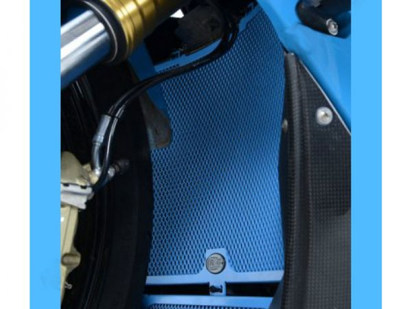 Radiator grille water cooler blue for BMW S1000R (2014-2016)