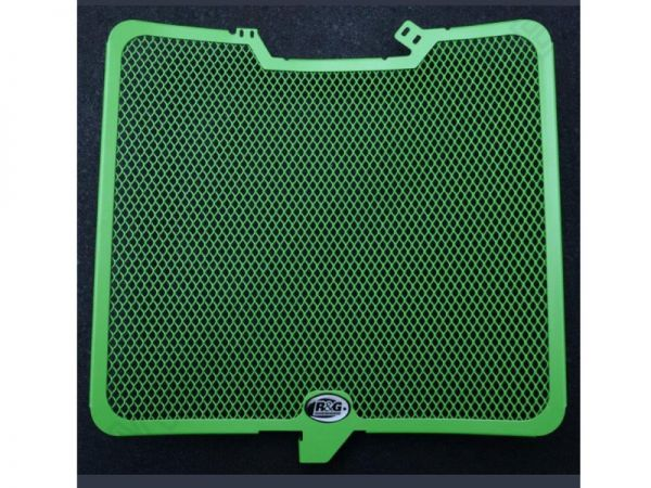 Radiator grille water cooler GREEN LINE for Kawasaki ZX-6 R 636 (2013-2016)