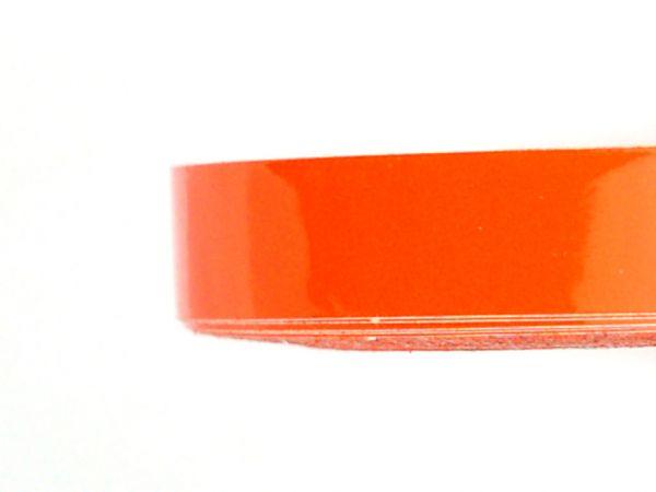 Zierstreifen, Pinstripes, 10 Meter orange