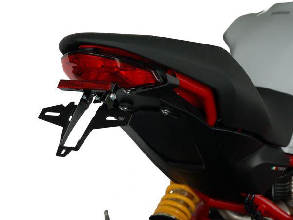 Titulaire de la plaque d'immatriculation IQ4 pour la Ducati Monster 797 (2017-2020)