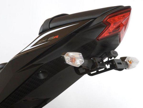 Kennzeichenhalter RG für Kawasaki ZX-6 R 636 (2013-2016)