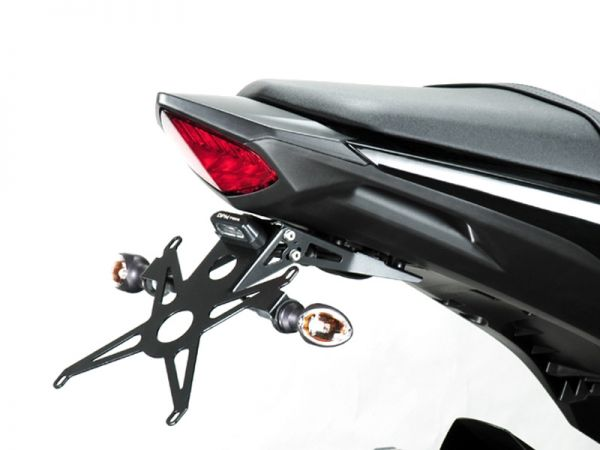 License plate holder for Honda Hornet 600 (2011-2014)