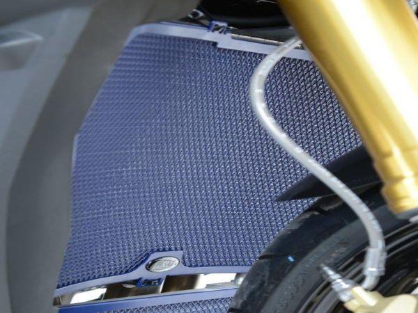 Kühlergitter Wasserkühler dunkel Blau für BMW S1000RR (2015-2018)