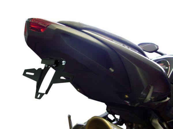 IQ1 licence plate holder for MV Agusta Brutale (2005-2012)