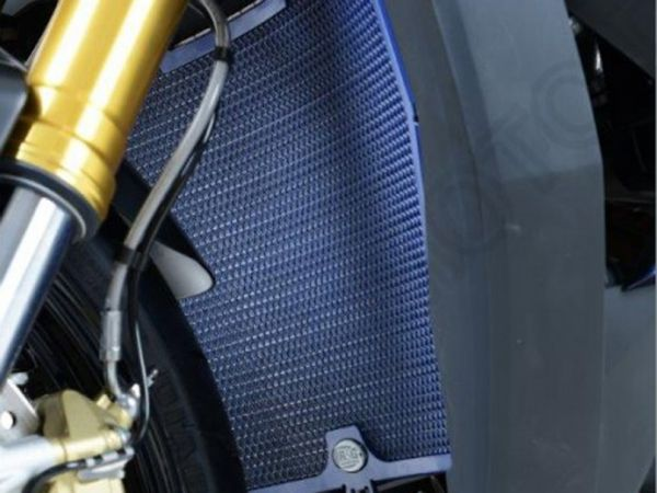 Radiator grille water cooler dark blue for BMW S1000RR (2012-2014) HP4