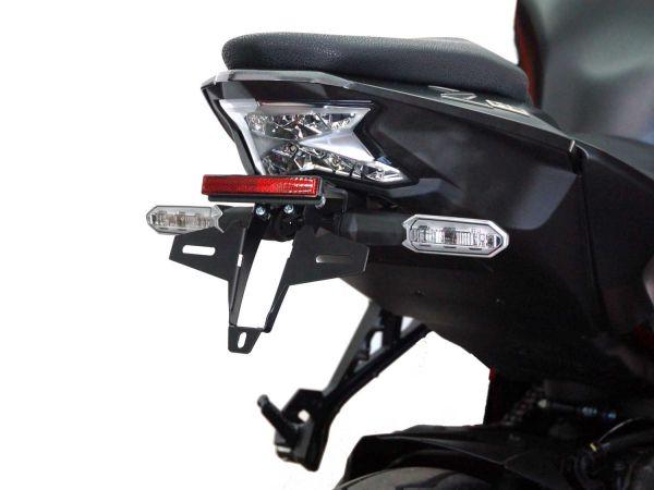 Kennzeichenhalter IQ6 für Kawasaki Z H2 (2020-2021)