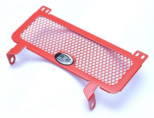 Radiator grille oil cooler red for Ducati Hypermotard 796 1100