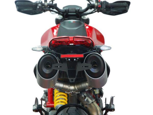 Kennzeichenhalter IQ6 für Ducati Hypermotard 950 | SP | RVE (2019-2021)