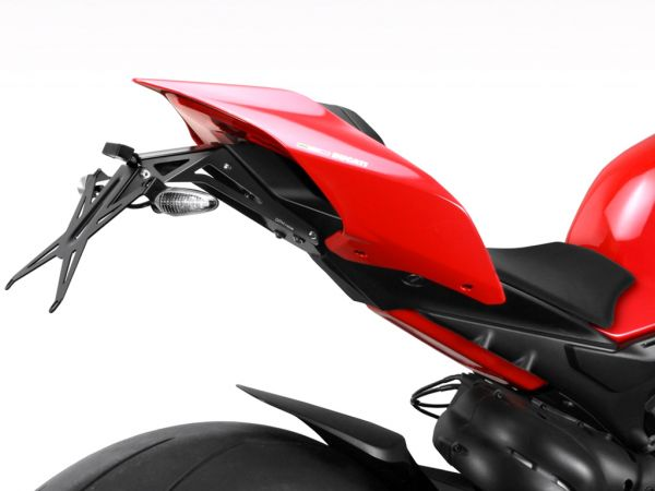 License plate holder for Ducati Streetfighter V4 | V4 S (2020-2021)