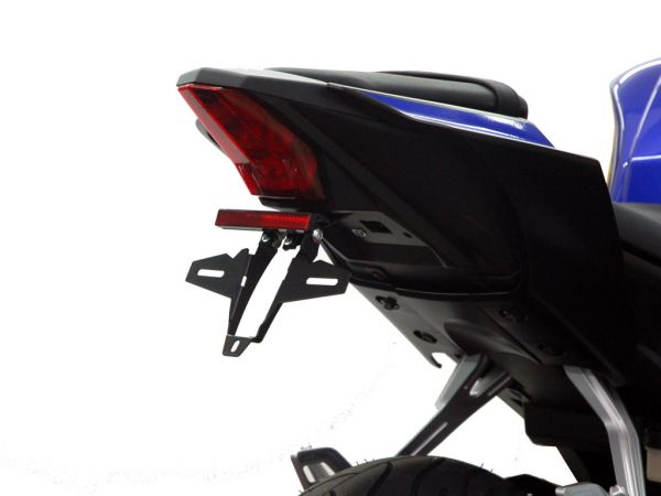 Porta targa IQ4 per Yamaha R125 2019-2021)