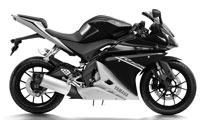yamaha yzf r 125 zubeh r ersatzteile tecbike. Black Bedroom Furniture Sets. Home Design Ideas