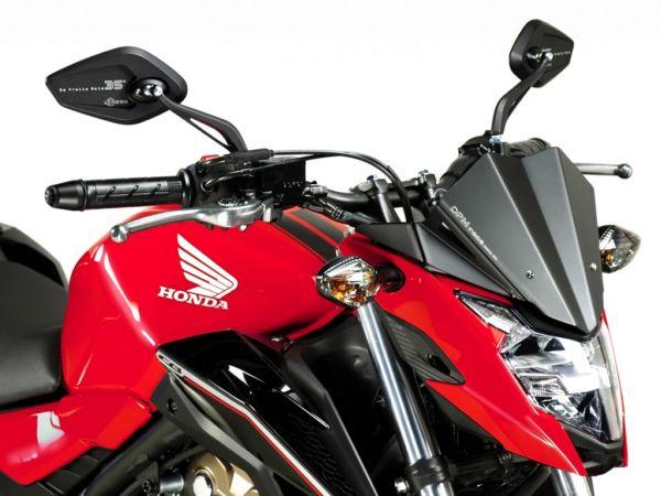 Frontmaske WARRIOR für Honda CB500F (2016-2018)