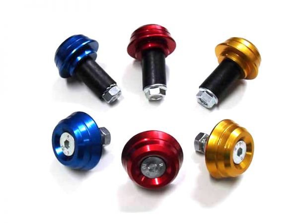 Handlebar weights EVO for handlebars with internal thread M6