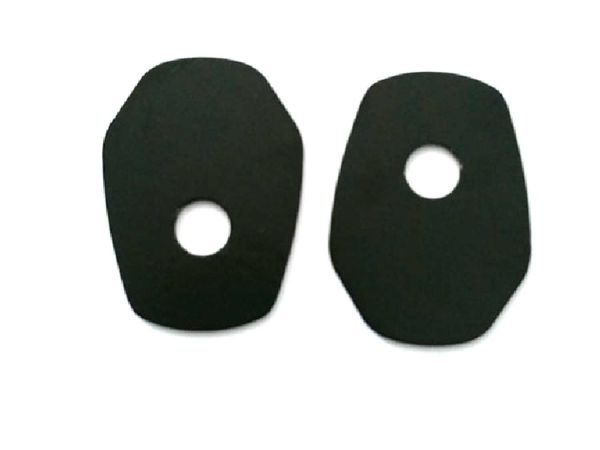 Turn signal adapter plates for Suzuki GSX-S 1000