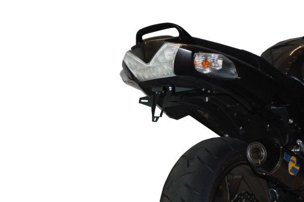 Porta targa IQ1 per Kawasaki ZZR 1400 (2006-2019)