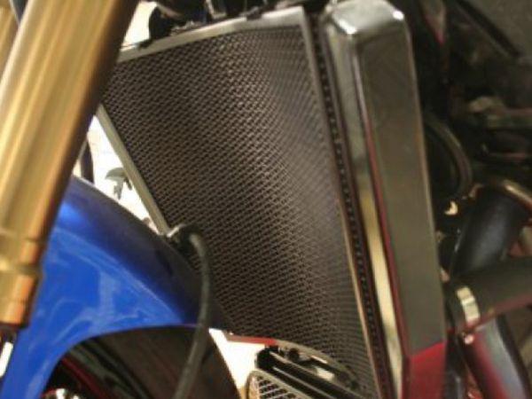 Kühlergitter Wasserkühler schwarz für Suzuki GSX-R 1000 (2007-2008)