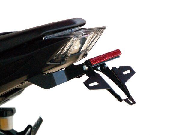 Porta matrícula IQ4 para la Yamaha MT-09 (2017-2020)
